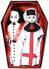 Collecting Opened Living Dead Dolls