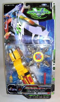 Voltron Mighty Lion Force