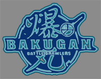 Bakugan Battle Brawlers Aquos [Blue]