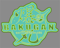 Bakugan Battle Brawlers Zephyroz [Green]