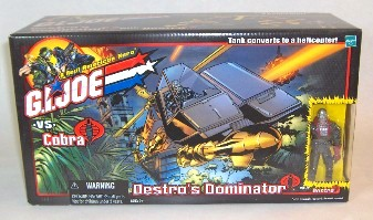 G.I. Joe Vehicle w/ Action Figure