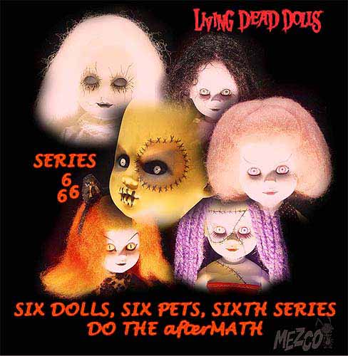 Living Dead Dolls Series 666