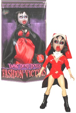 Living Dead Dolls Chiller Exclusive Lilith