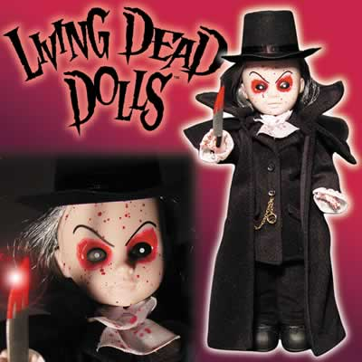 Living Dead Dolls Exclusive Jack the Ripper