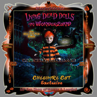Living Dead Dolls Oranage Cheshire Cat