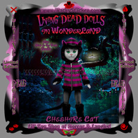 Living Dead Dolls Cheshire Cat