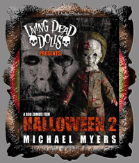 Living Dead Dolls Exclusive Michael Meyers