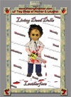 Living Dead Dolls Leatherface