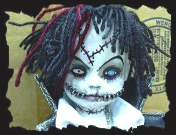 Living Dead Dolls Exclusive Misery