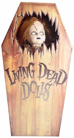 Living Dead Dolls 18 Inches Tall Porcelain Posey