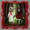 Living Dead Dolls Present Red Riding Hood n Wolf
