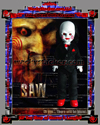 Living Dead Dolls Presents Saw Movie