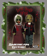 Living Dead Dolls American Gothic