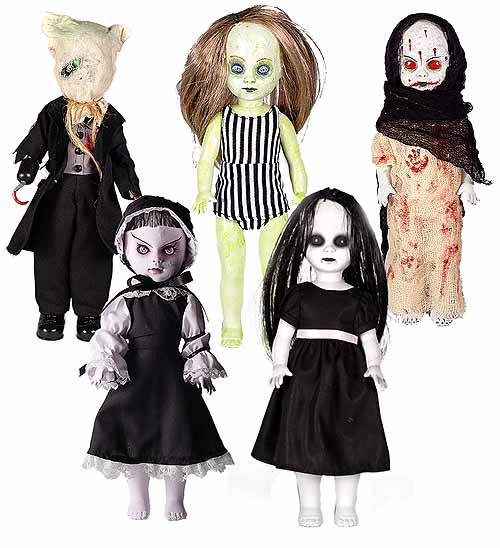 Living Dead Dolls Series Eight