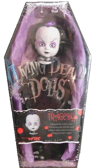 Living Dead Dolls Exclusive Tragedy
