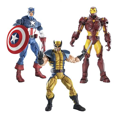 Marvel Legends ICONS