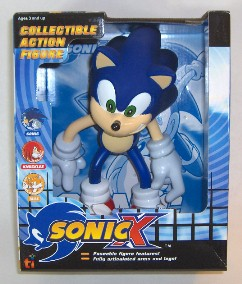 Sonic X the Hedgehog
