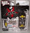 Collectible Tech Deck Fingerboard Skateboard