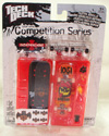 Competition Collector Series Tech Deck Fingerboard Skateboard
