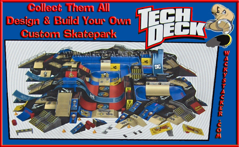 How To Build Sets For Your Tech Deck