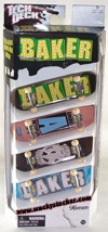 Collectible Tech Deck Skateboard Teams